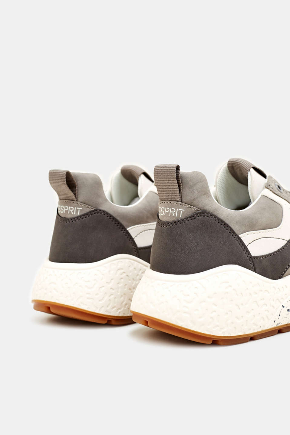 Trend trainers with an oversized sole, GREY, detail image number 5