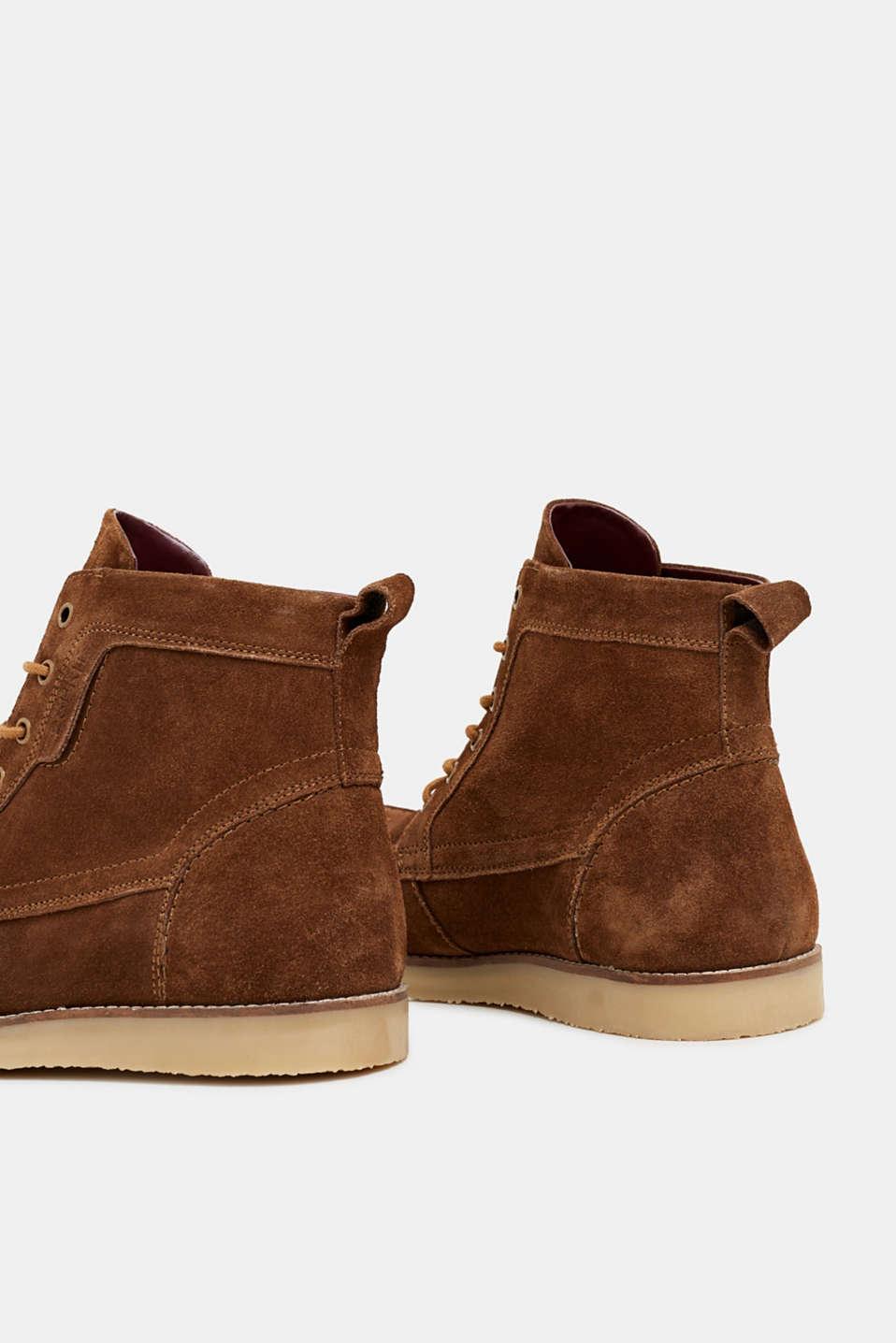 Formal Shoes leather, BARK, detail image number 5