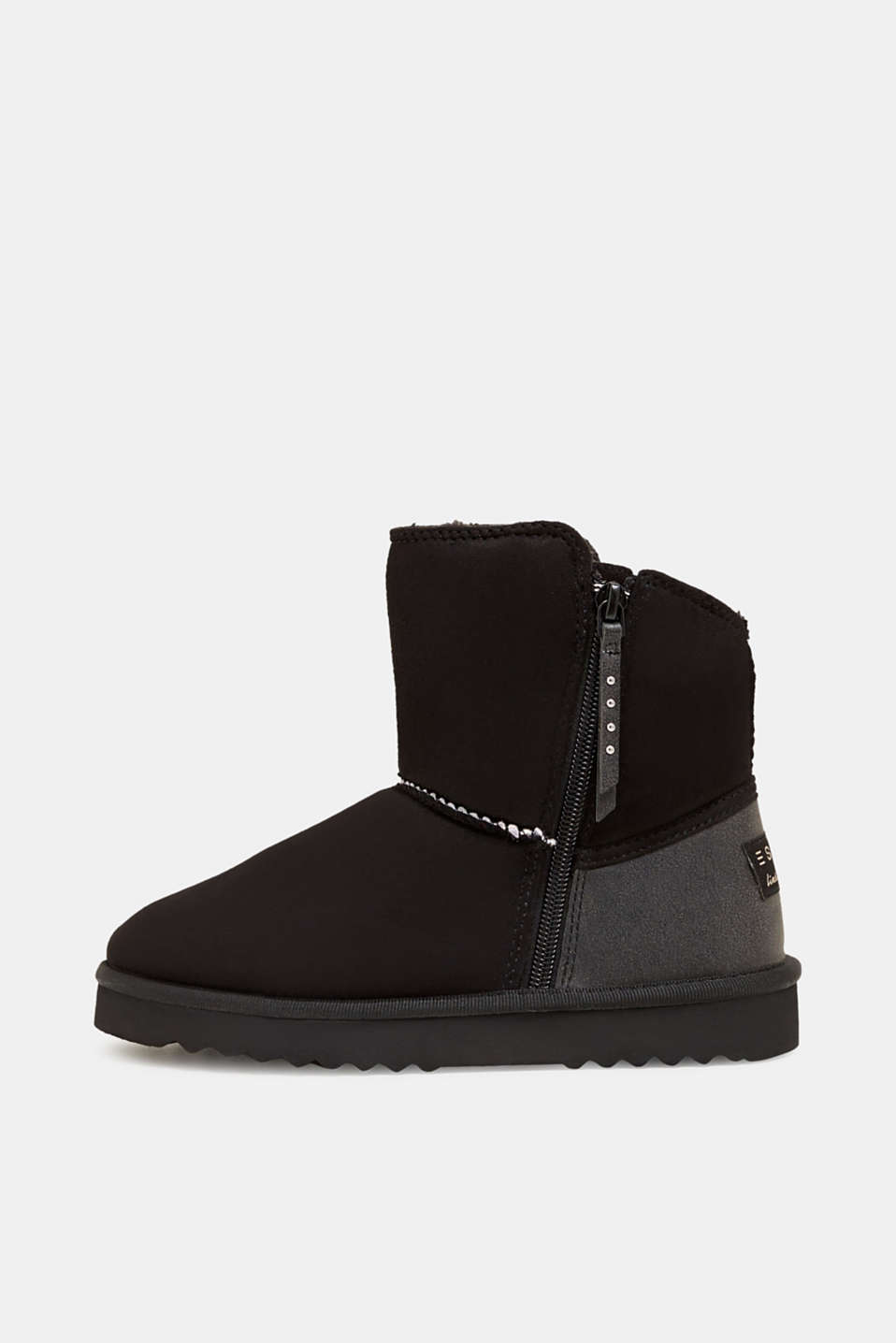 Esprit - Winter boots with faux fur lining