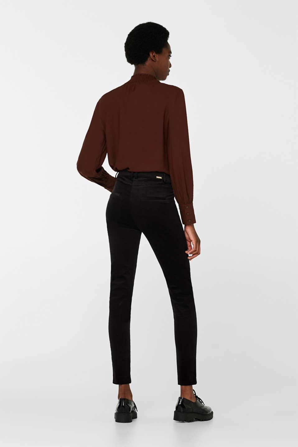 Pants woven, BLACK, detail image number 3