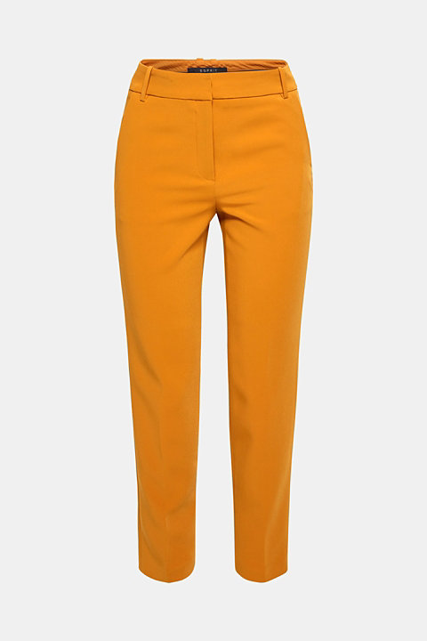 TAILORING Mix + Match stretch trousers