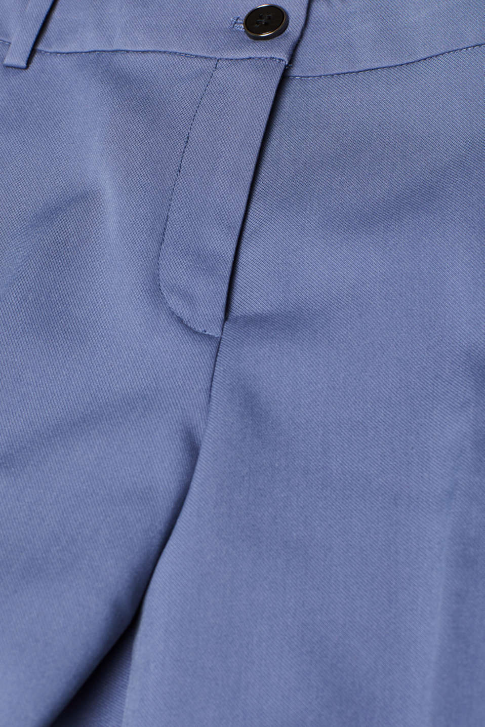 STITCHING mix + match stretch trousers with decorative stitching, GREY BLUE 2, detail image number 4