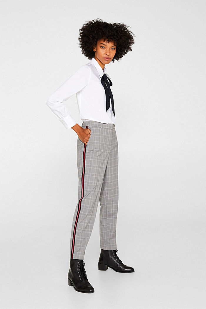 TAPE Mix + Match stretch trousers
