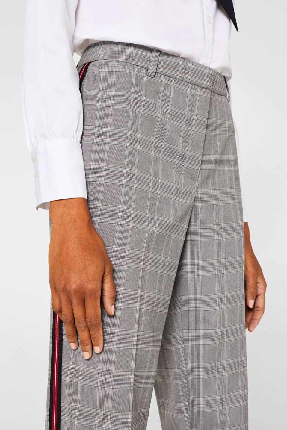 Pants woven, MEDIUM GREY, detail image number 2