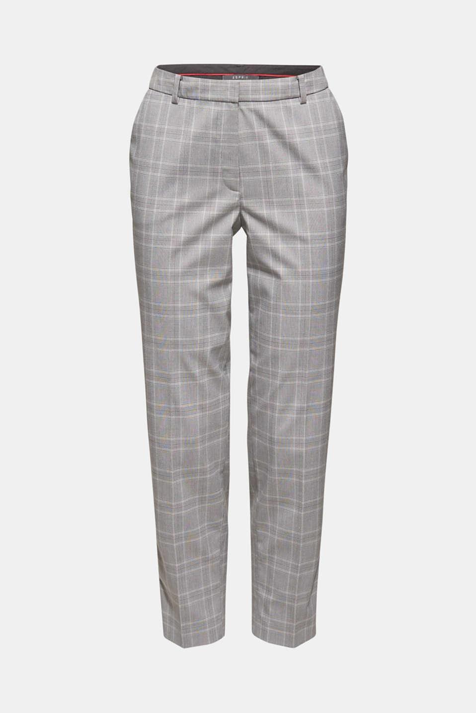 Pants woven, MEDIUM GREY, detail image number 6