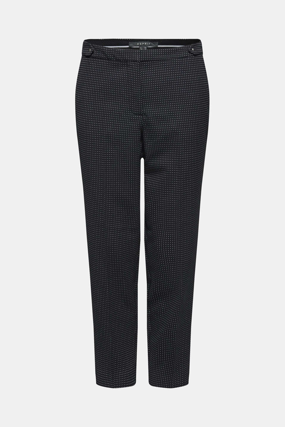 Pants woven, BLACK, detail image number 7