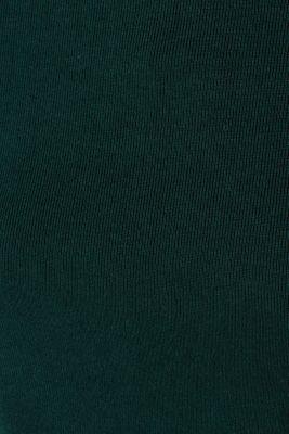 Fine-knit sheath dress, BOTTLE GREEN, detail