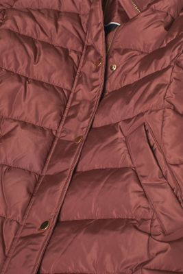 Quilted jacket with 3M® Thinsulate® technology