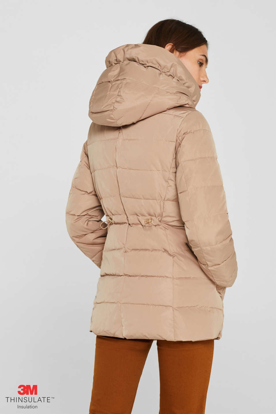 Jackets outdoor woven, SKIN BEIGE, detail image number 2