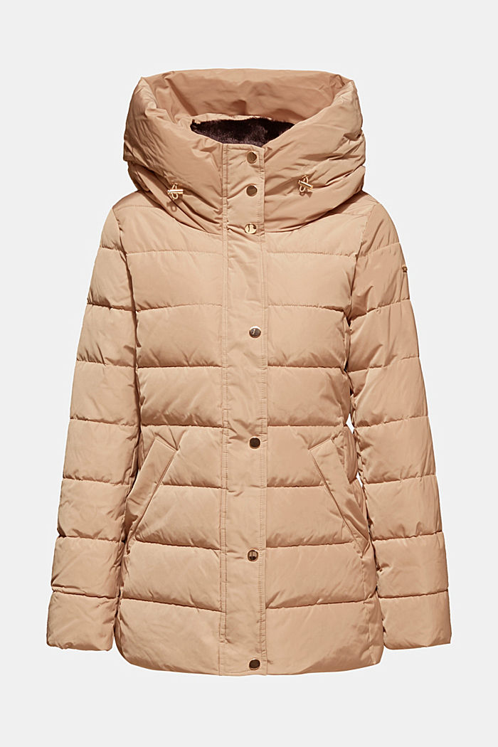 Quilted jacket with 3M™ Thinsulate™ technology