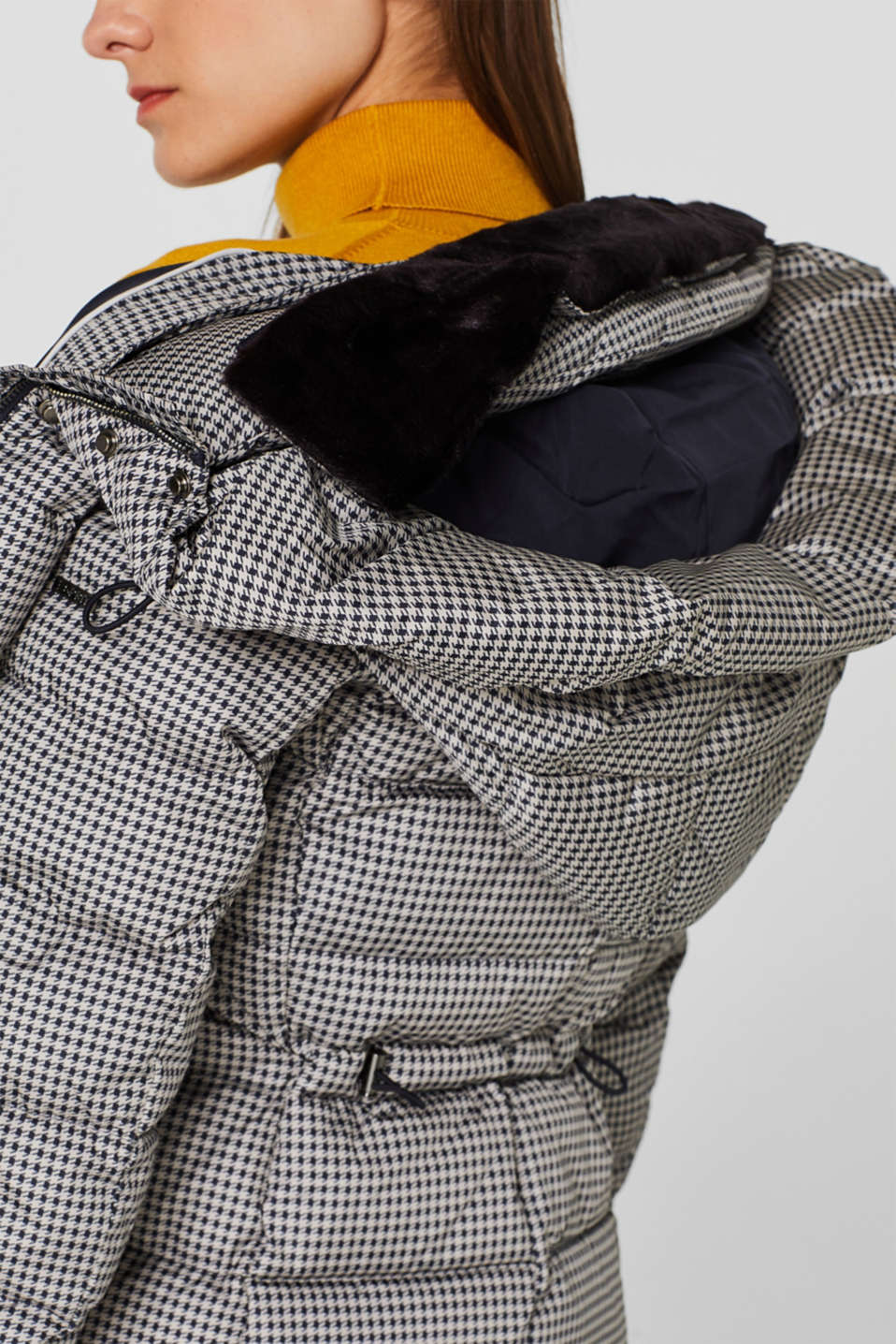 Jackets outdoor woven, NAVY 2, detail image number 2