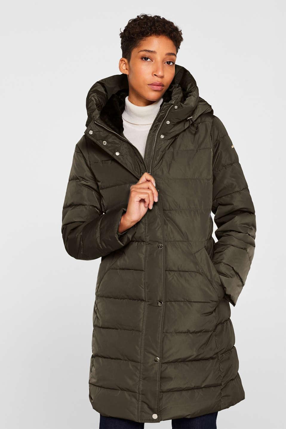 details for buying now size 7 Esprit - Mantel kopen in de online shop