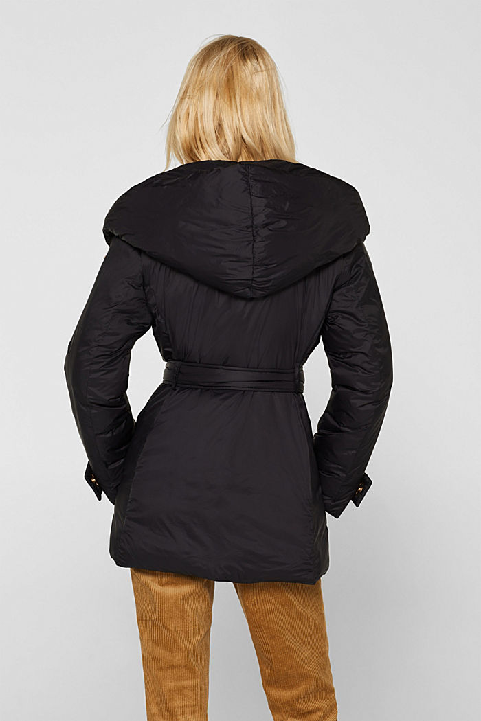 Jacket with 3M™ Thinsulate™ padding, BLACK, detail image number 3
