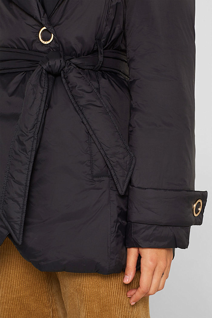 Jacket with 3M™ Thinsulate™ padding, BLACK, detail image number 2