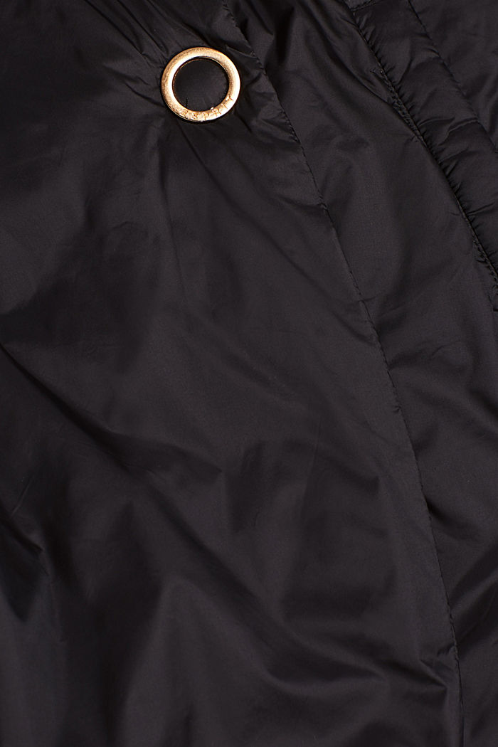 Jacket with 3M™ Thinsulate™ padding, BLACK, detail image number 4