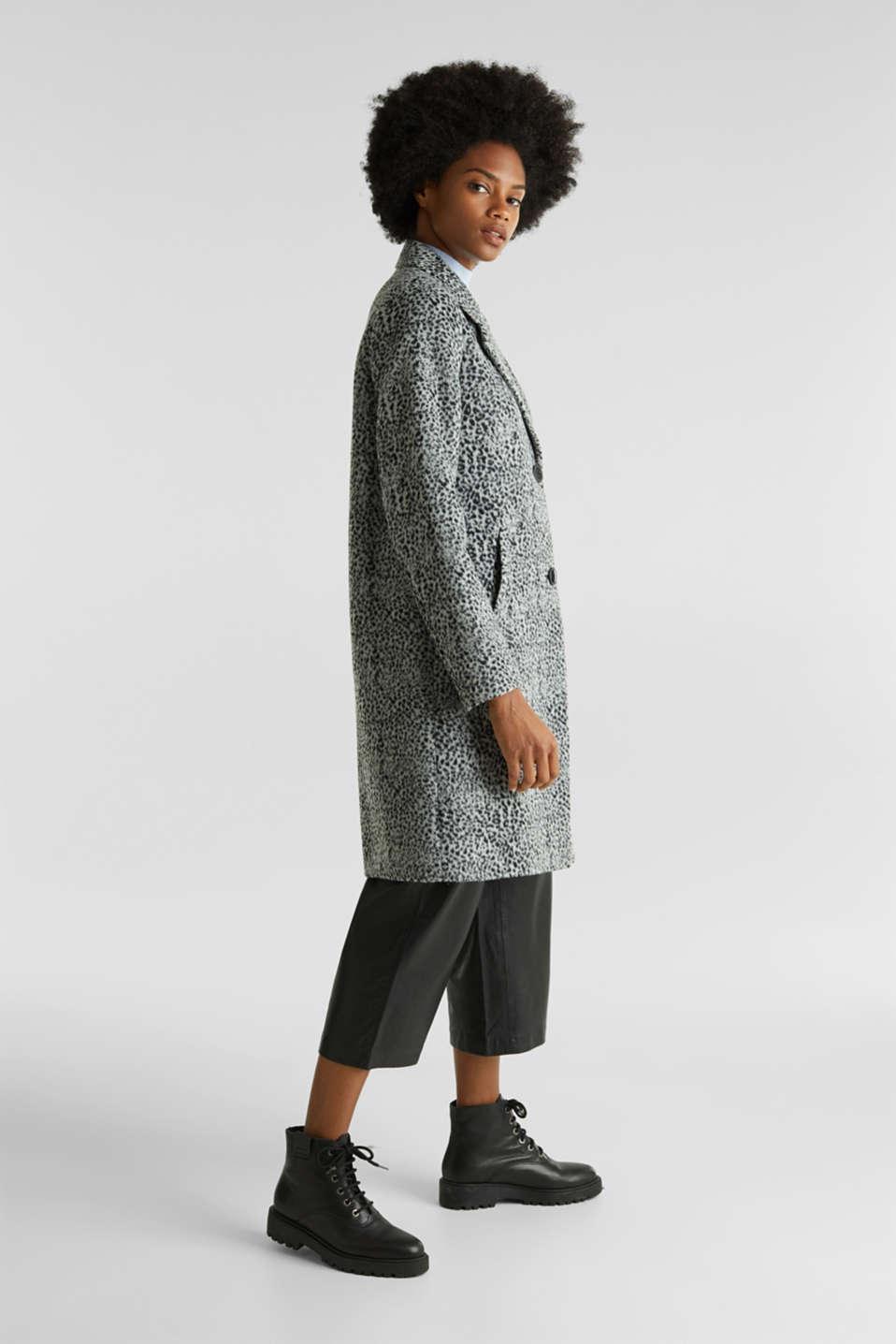 Coats woven, GUNMETAL 5, detail image number 5