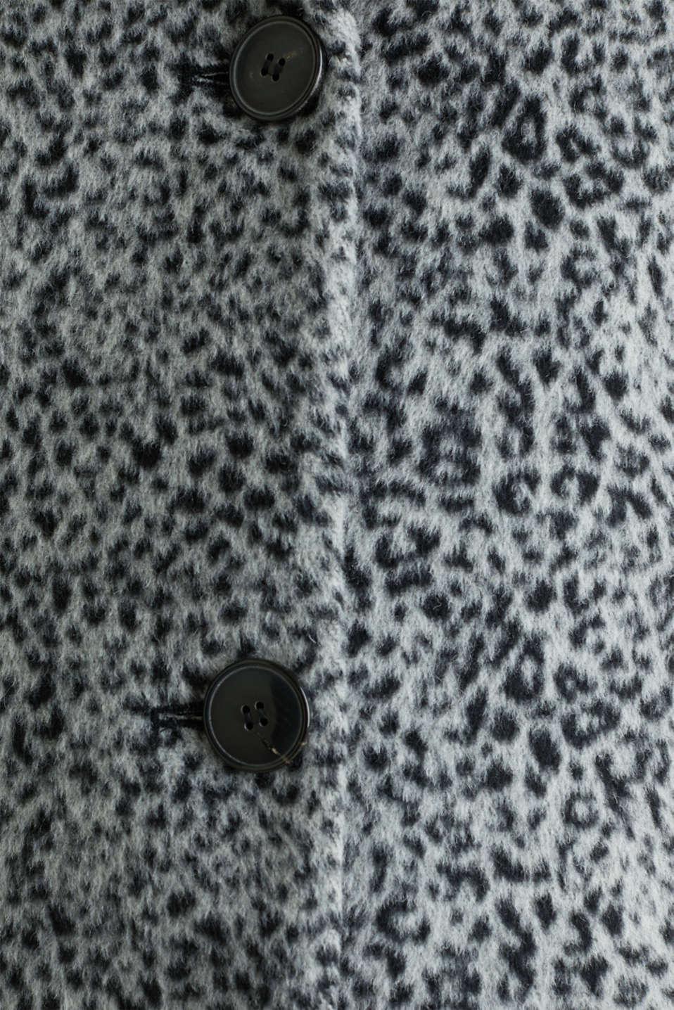 Coats woven, GUNMETAL 5, detail image number 4