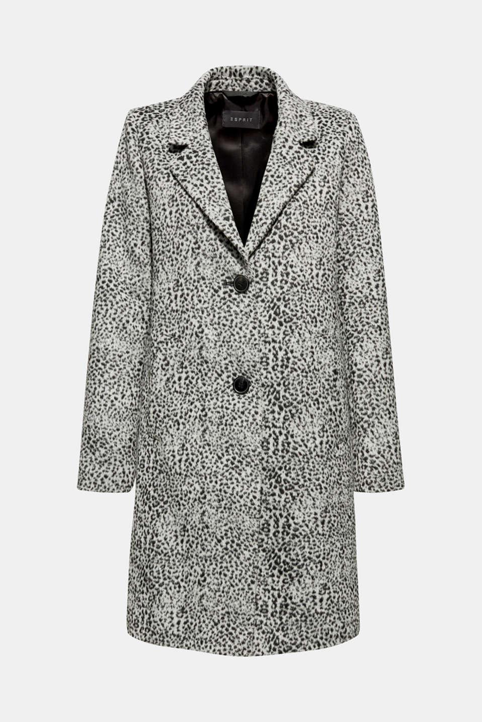 Coats woven, GUNMETAL 5, detail image number 10