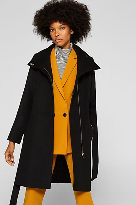 Manteau hiver habille femme