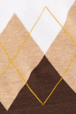 Turtleneck jumper with wool, OFF WHITE, detail