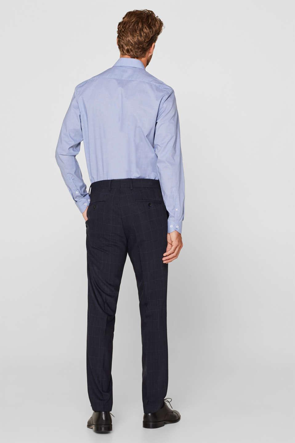 Pants suit, DARK BLUE, detail image number 1