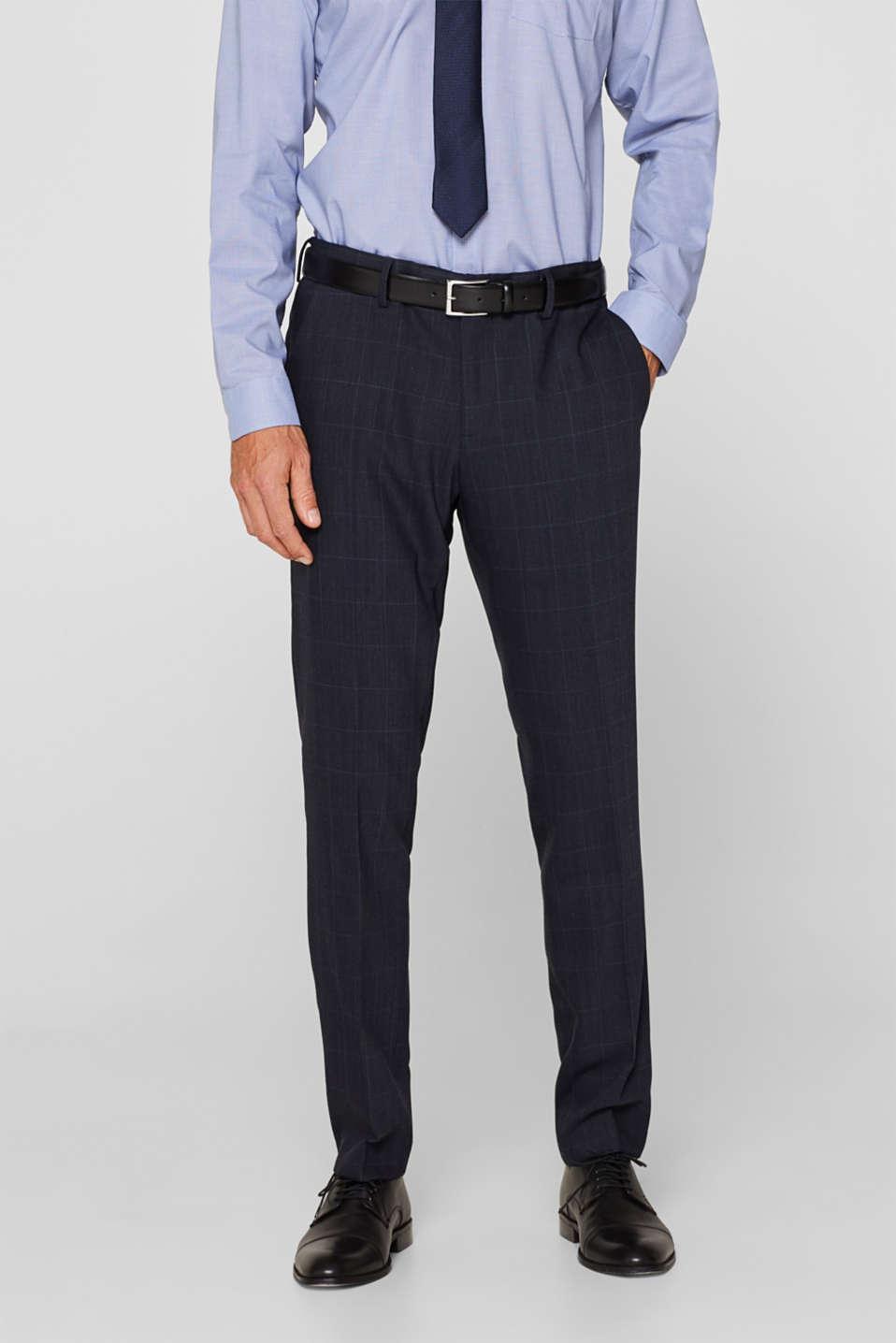Pants suit, DARK BLUE, detail image number 4