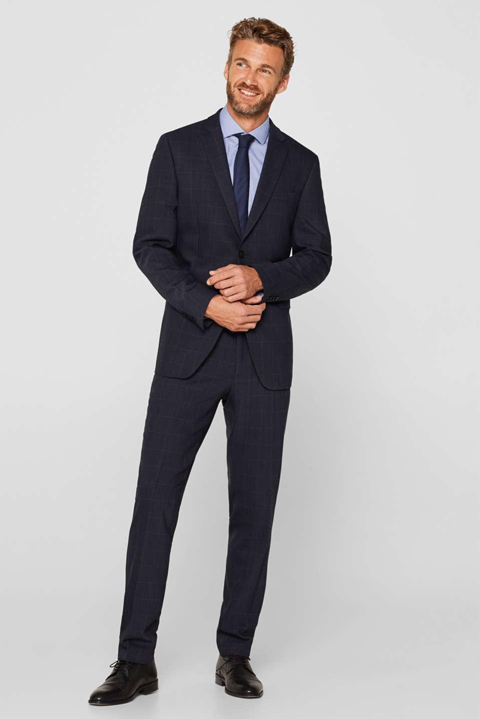 Pants suit, DARK BLUE, detail image number 2
