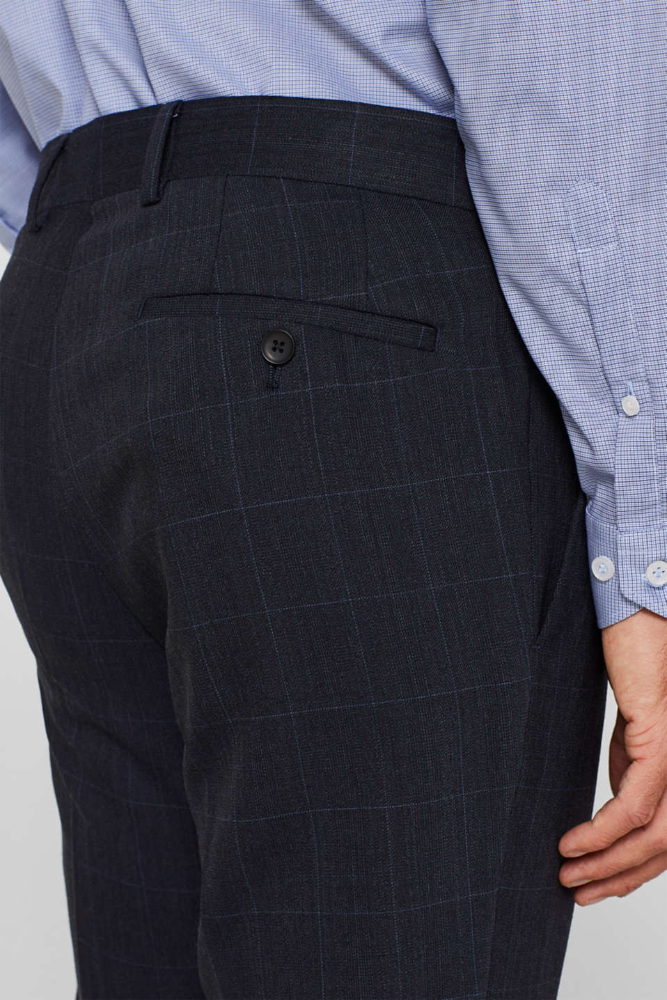 Pants suit, DARK BLUE, detail image number 5
