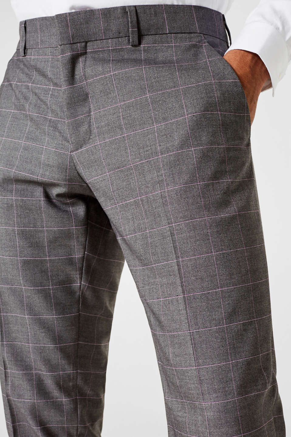 Pants suit, GREY, detail image number 3