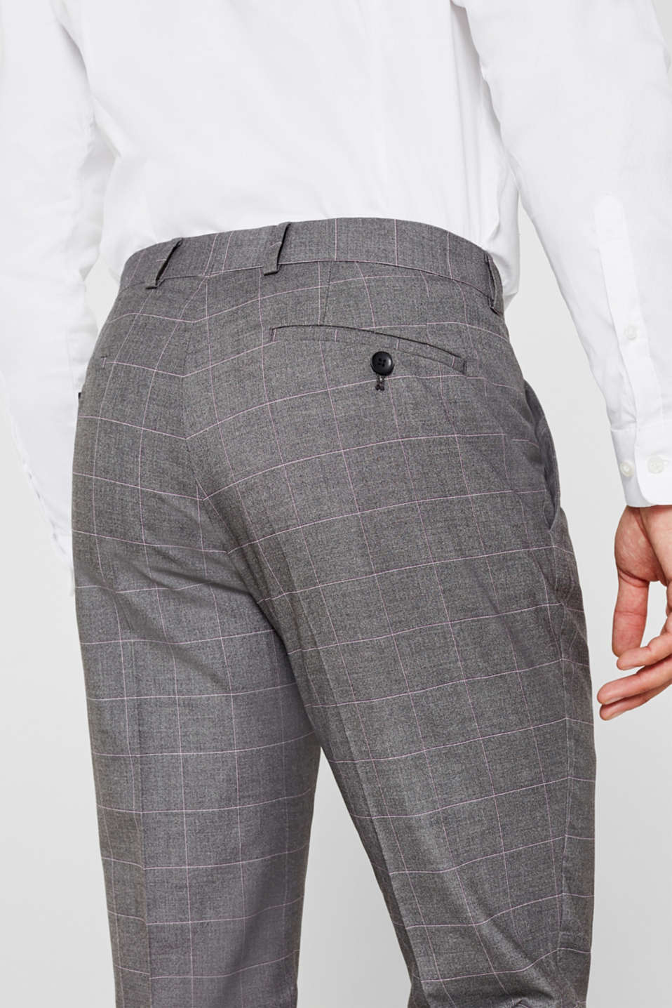 Pants suit, GREY, detail image number 5