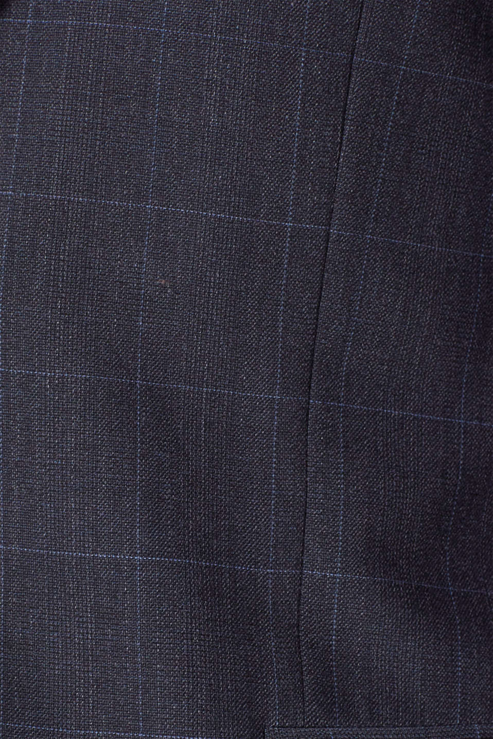 GRID Mix+Match: sports jacket with wool, DARK BLUE, detail image number 4