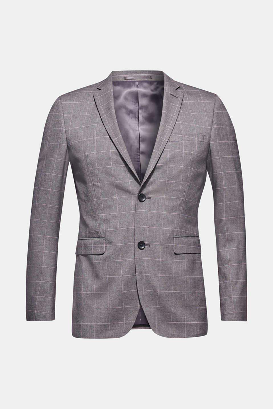 Blazers suit, GREY, detail image number 7