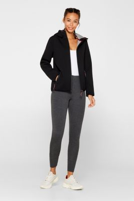 Stretch leggings made of modal (TENCEL™), ANTHRACITE 2, detail