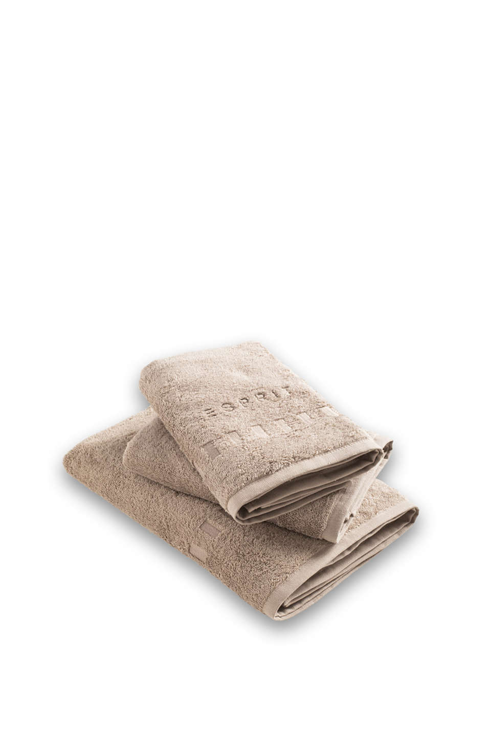 Esprit - Value set: 2 hand towels + 1 bath towel