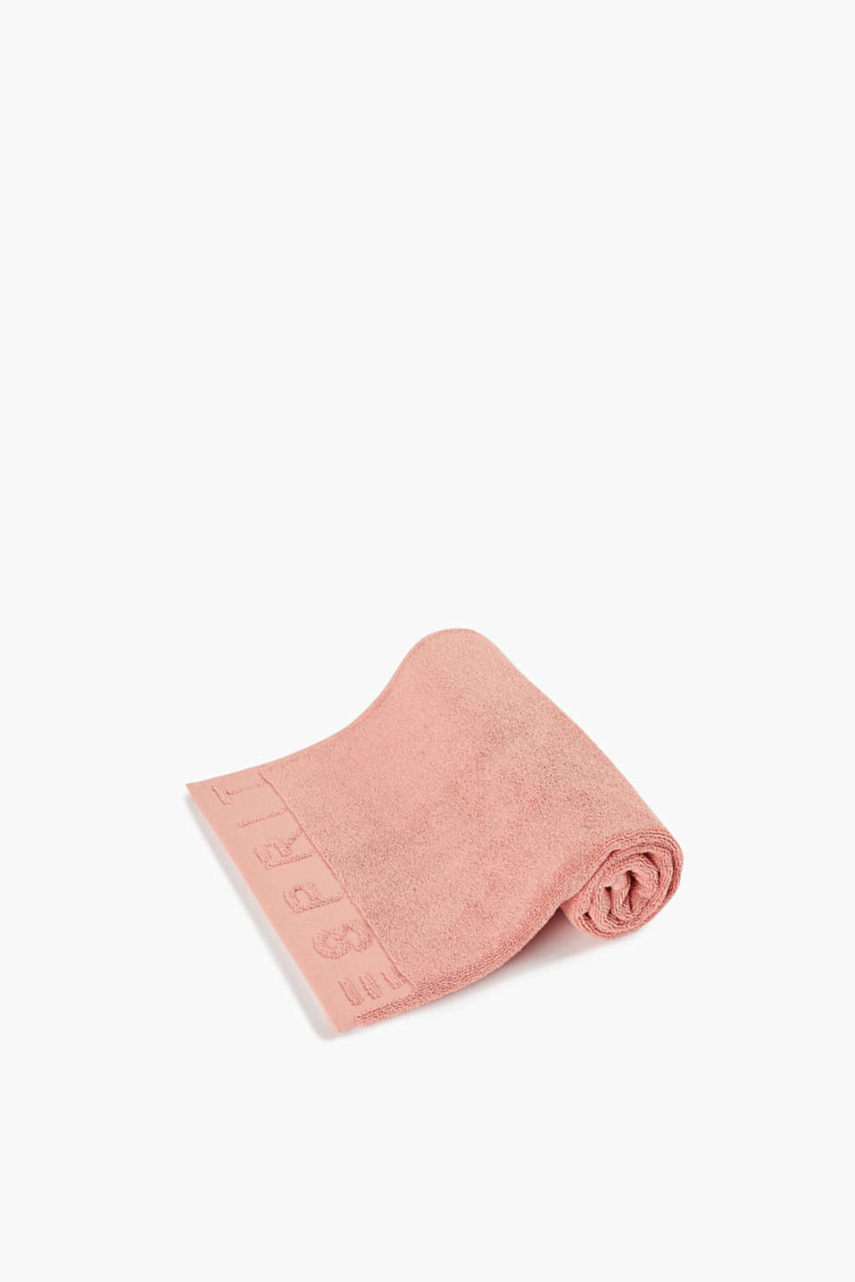 Esprit - towelling bath mat in 100% cotton