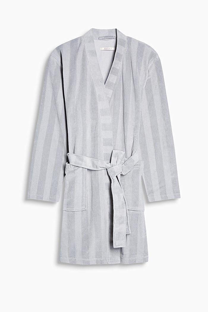 Dinah kimono in blended cotton