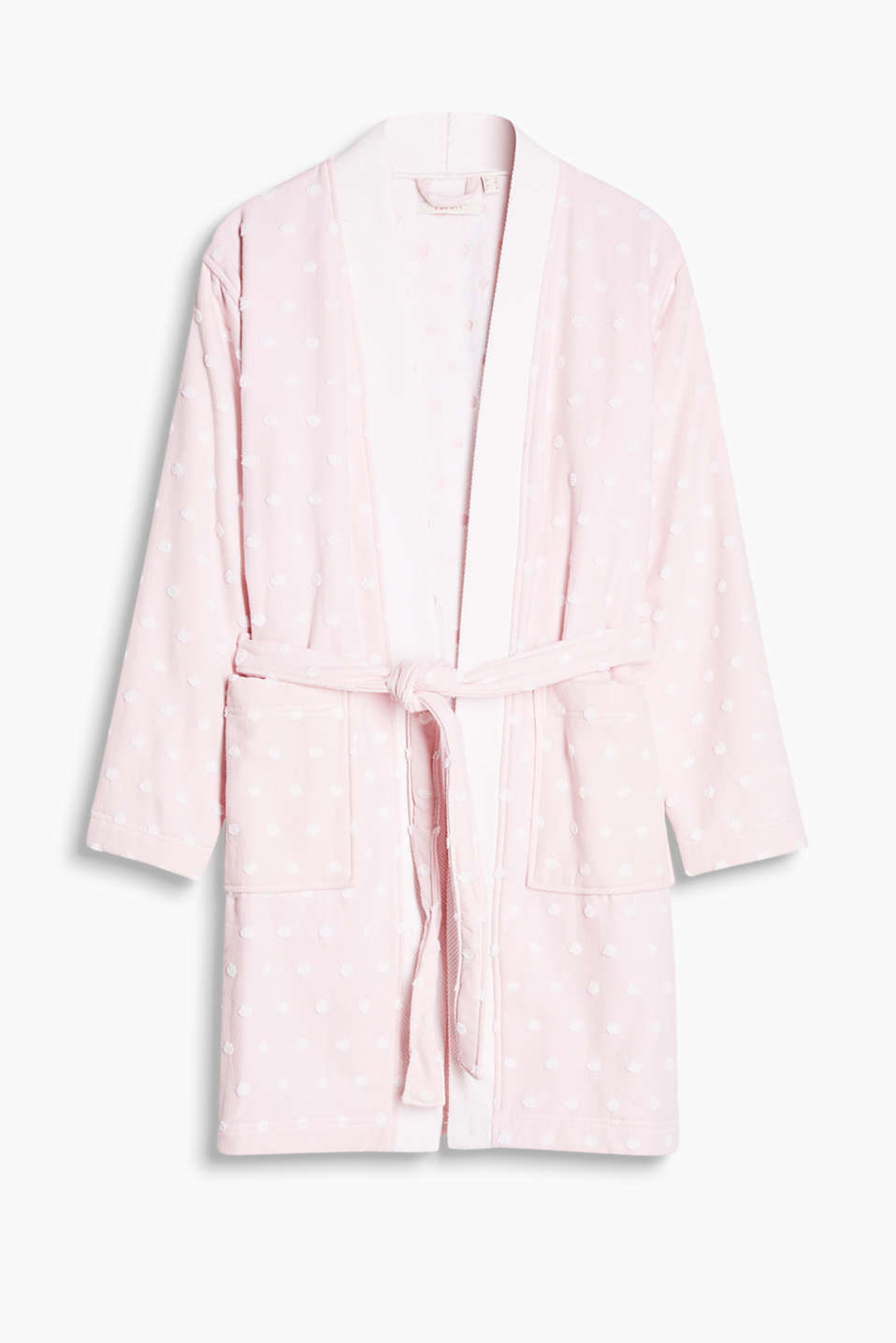 Esprit - Nord bathrobe in 100% cotton