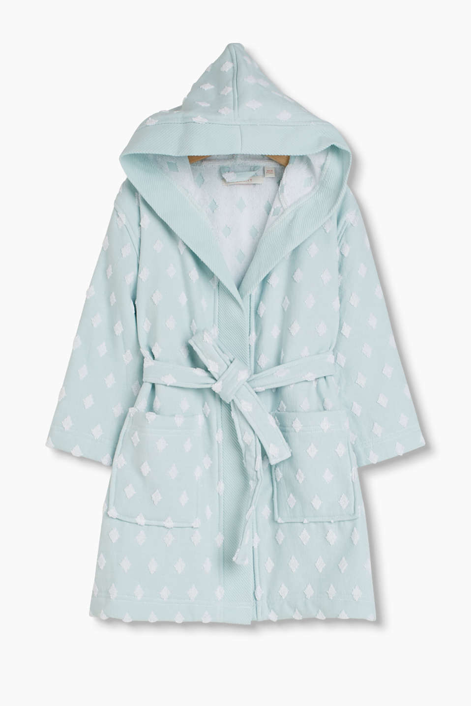 Esprit - Nord kids cotton bathrobe