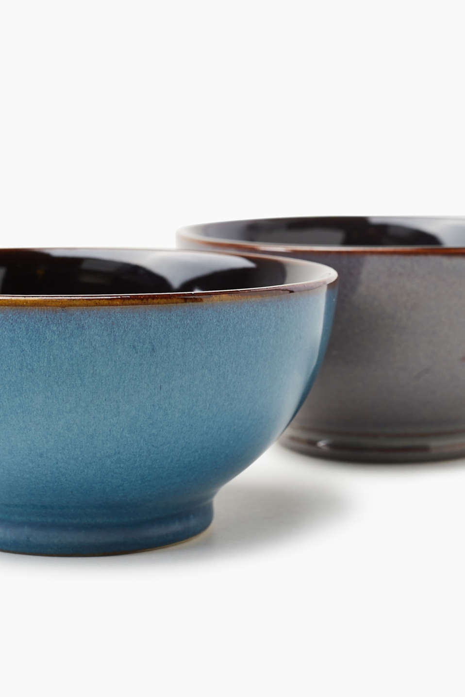 Esprit - Two-piece set of ceramic bowls