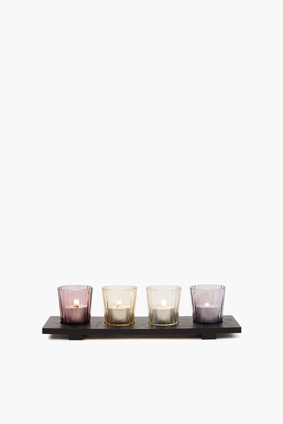 Inspired by Japanese design! This tealight set will bright some cosy light to your interior.