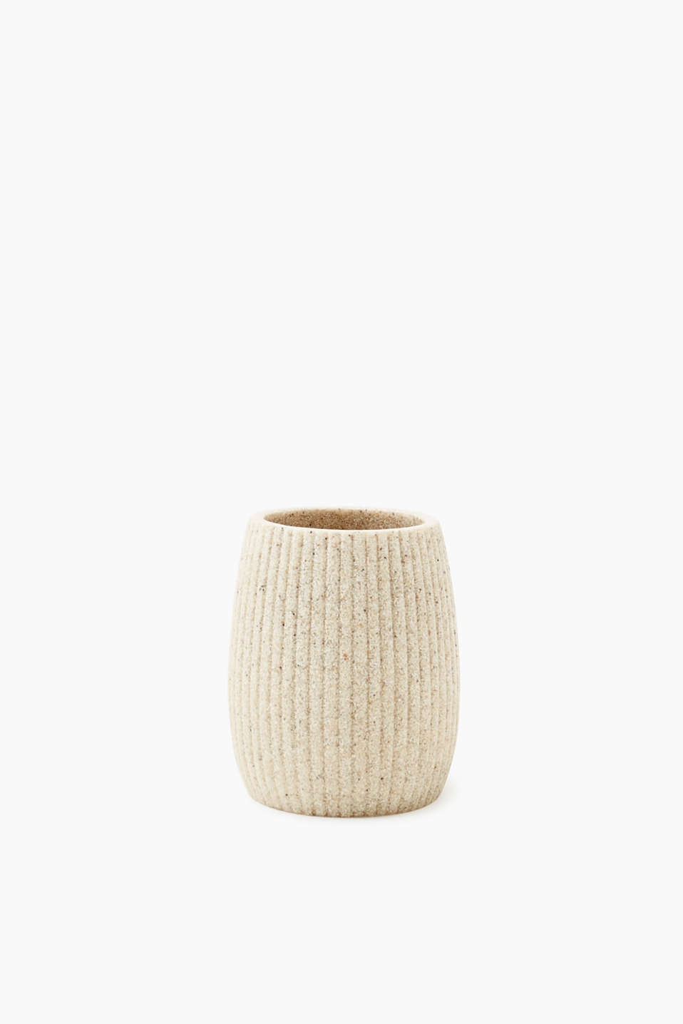 Esprit - Toothbrush tumbler in a ceramic look