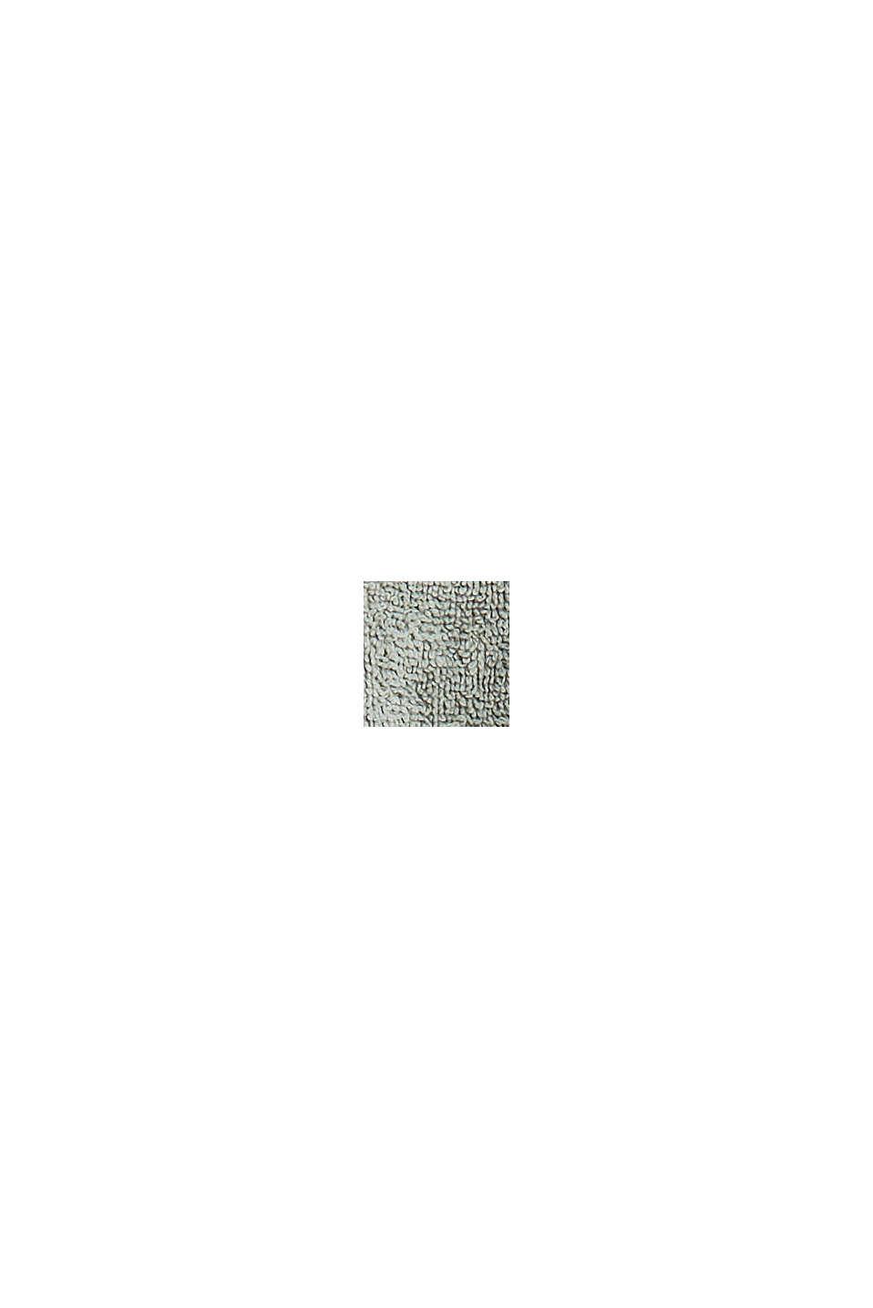 Szlafrok dziecięcy, 100% bawełna, GREY/BLUE, swatch