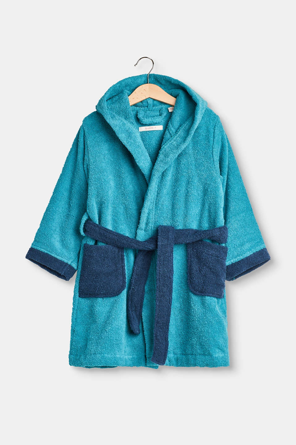Esprit - Children's bathrobe in 100% cotton