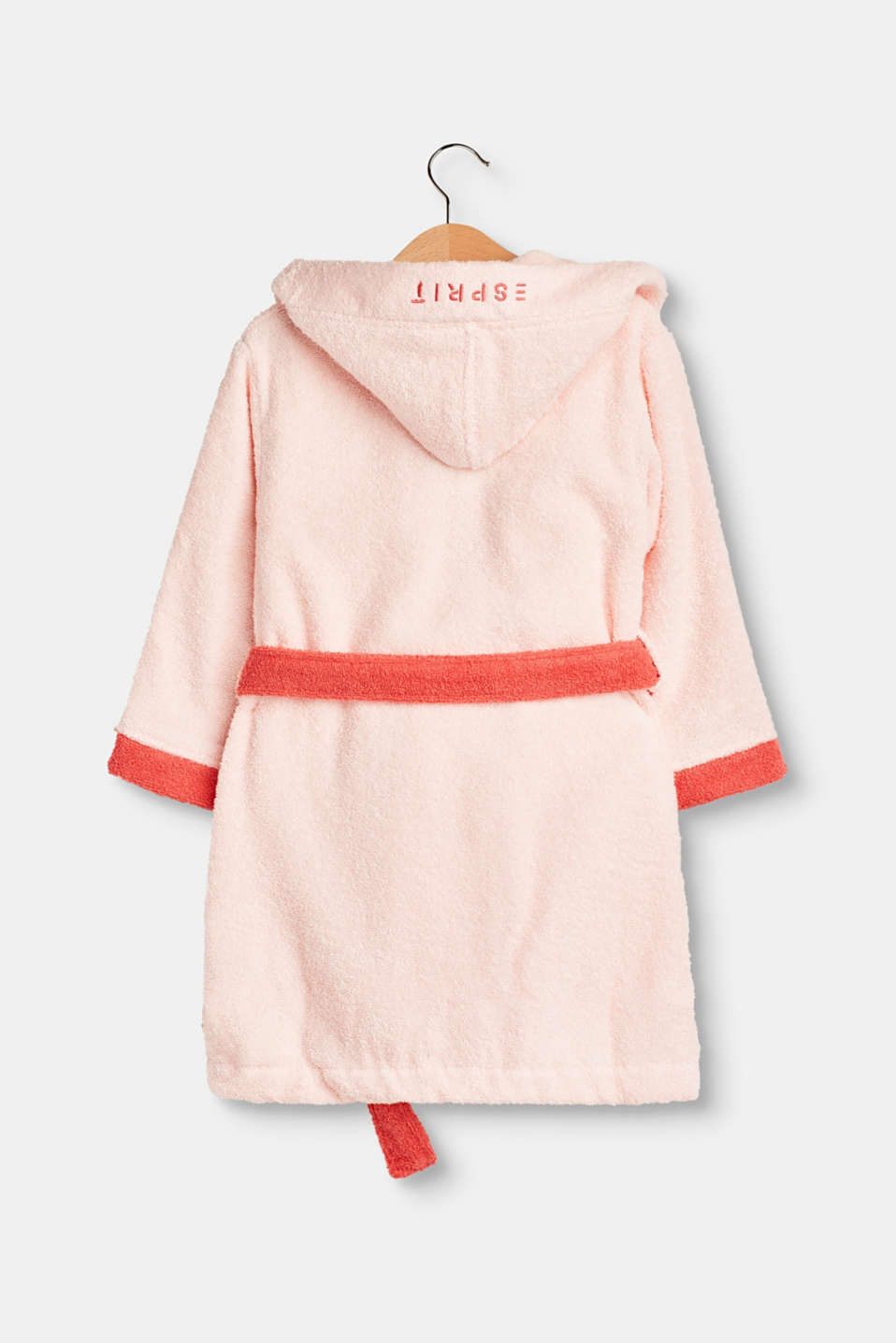 Children's coat in 100% cotton