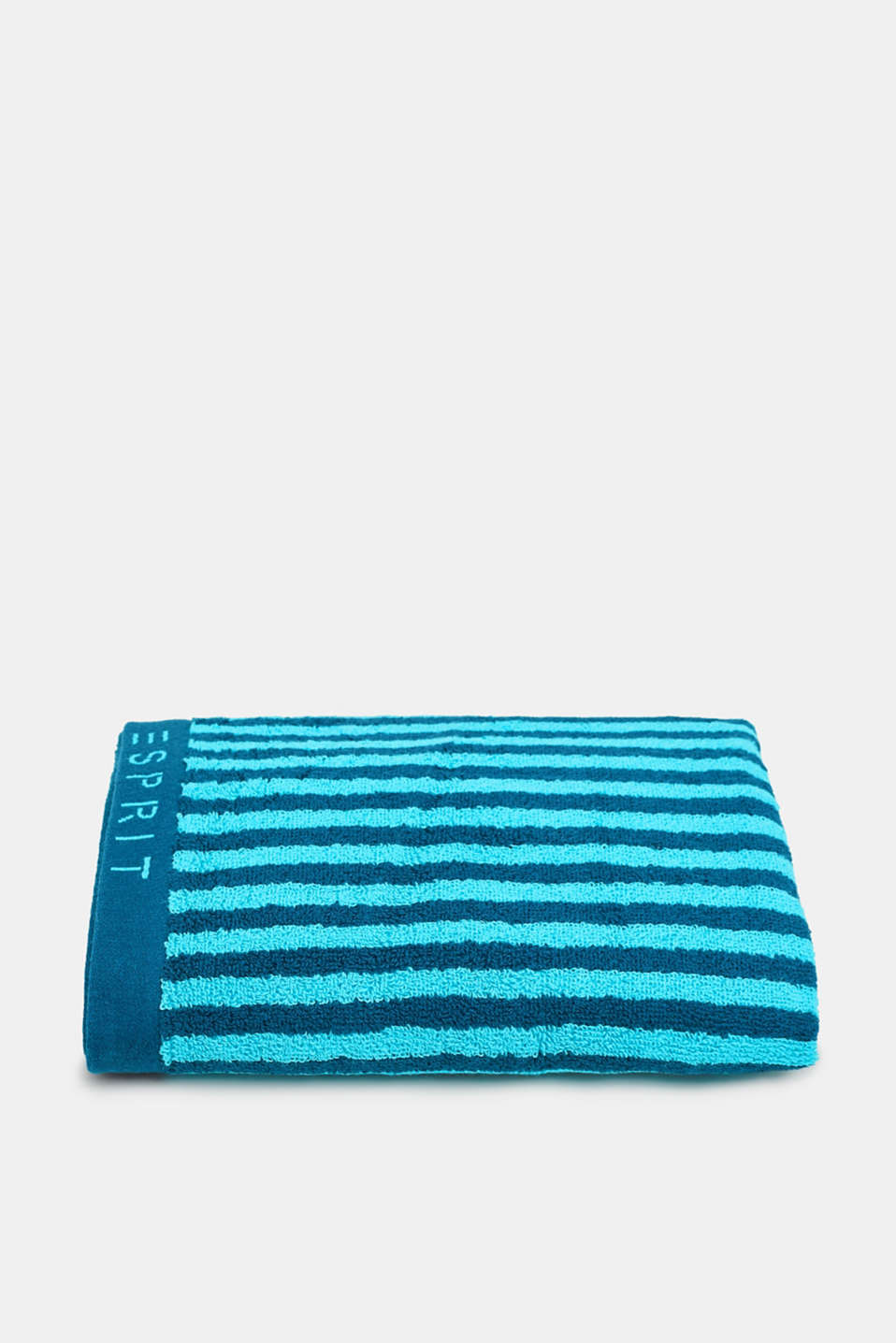 100% cotton hand towel, TURQUOISE, detail image number 0