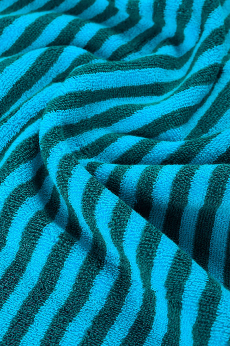 100% cotton hand towel, TURQUOISE, detail image number 1