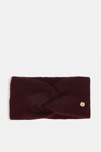 Recycled: Headband with knot effect
