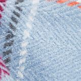 Recycled: scarf with a woven check, PASTEL BLUE, swatch