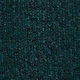 Recycled: knit touchscreen gloves, DARK TEAL GREEN, swatch