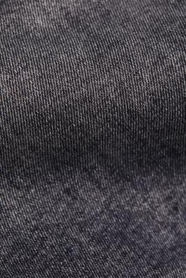 Stretch jeans containing organic cotton, BLACK MEDIUM WASH, detail